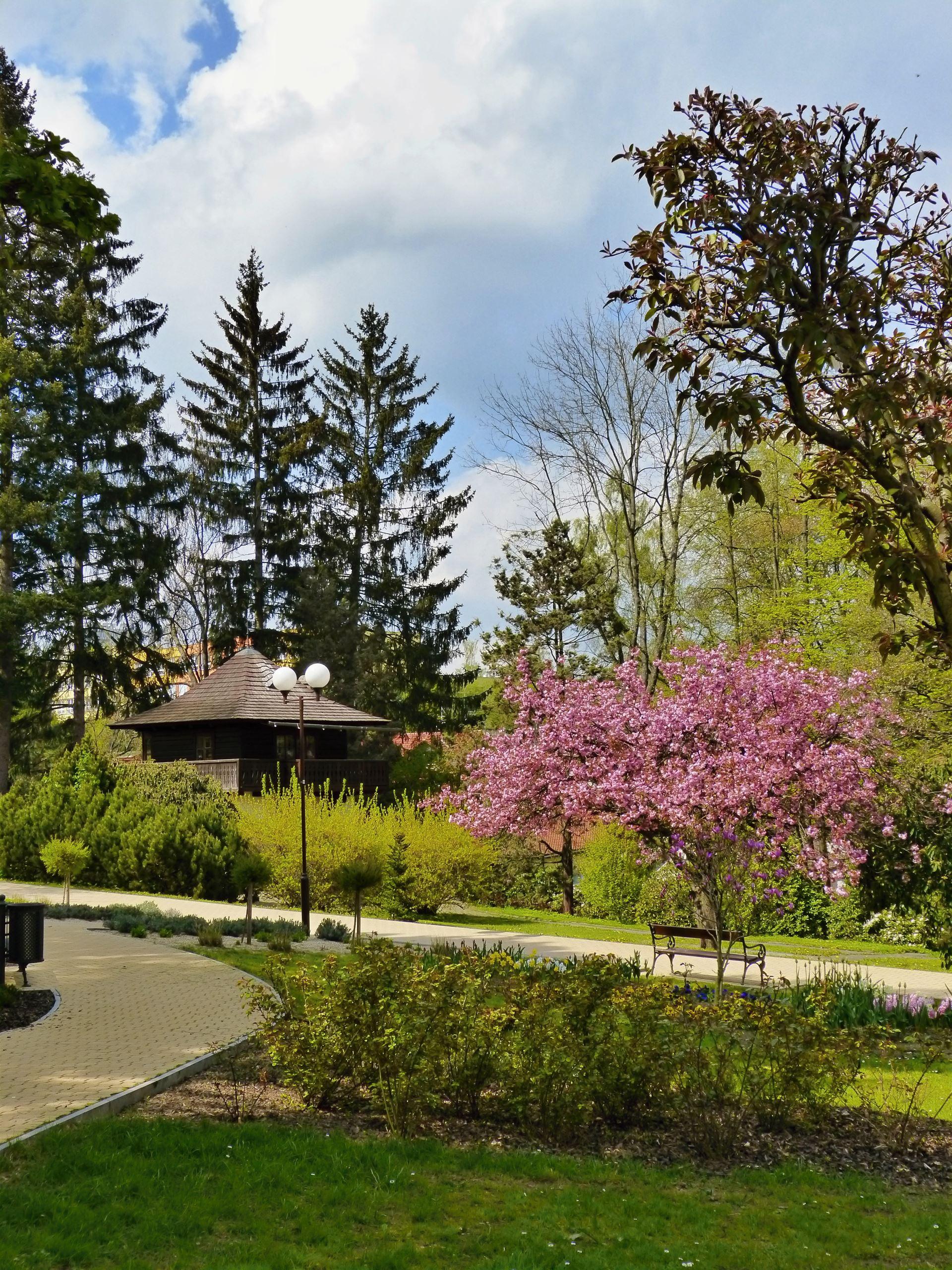 Deanery   Municipal Gardens